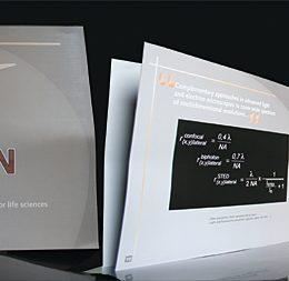 Création de brochure scientifique