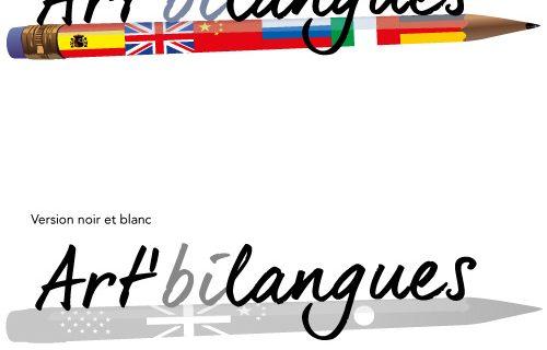 Création du logo Art'bilangues