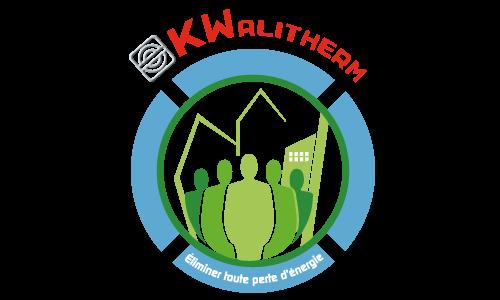 Création du logo KWalitherm