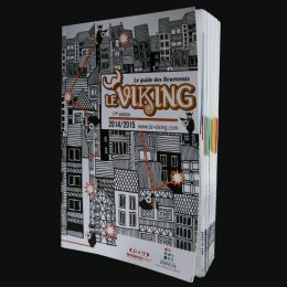 Création du guide Viking