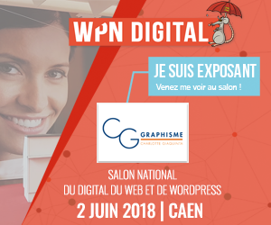 Salon WPN digital Caen 2 juin 2018