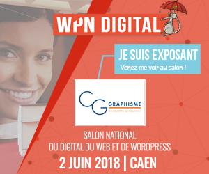 Salon WPN digital Caen 2 juin 2018