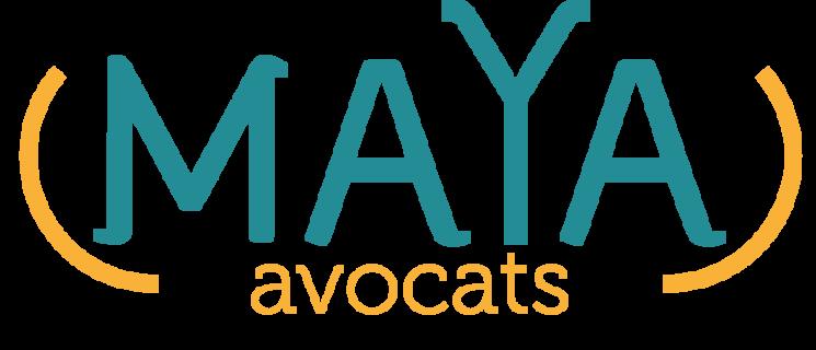 Logo MAYA avocats