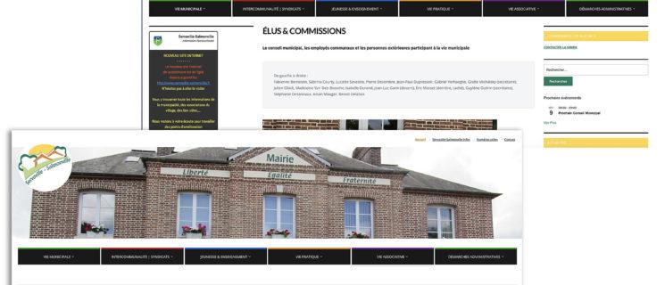 Création de site web pour mairie et collectivité
