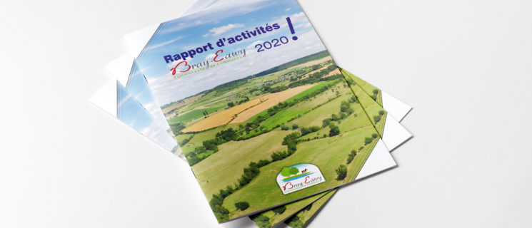 Création rapport annuel